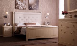 Кровать Дания 4 мягкая с ящиками