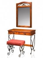 Стол туалетный с зеркалом