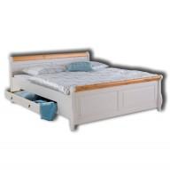 Кровать двуспальная (с ящиками)