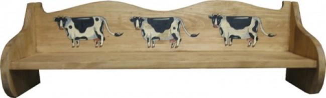 Полка Прованс 80 (коровы)