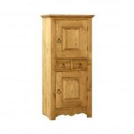 Шкаф ОМД РР для посуды с полными дверями HOMME DEBOUT portes pleines
