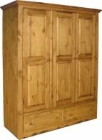 Шкаф для одежды ARMOIRE 3P 2T