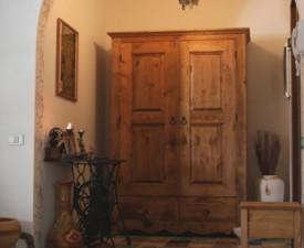 Шкафы для одежды и белья Прованс