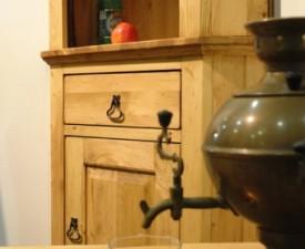 Шкафы для посуды Прованс