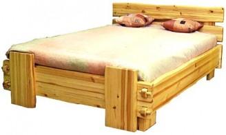 Кровать двуспальная «Скандинавия»