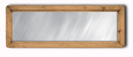 Зеркало MIRMEX 140 х 50